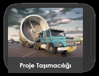 Proje Taşımacılığı